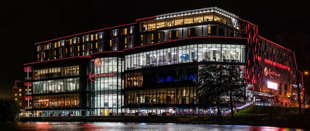 Cineworld Chester and Birmingham