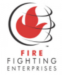fire fighting enterprises logo